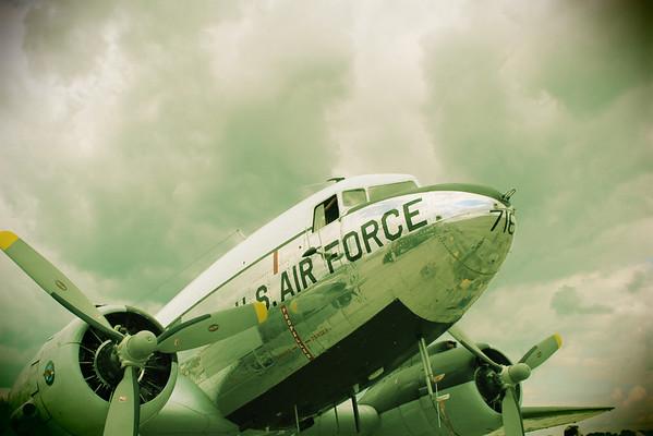 Another Willow Run Air Show photograph